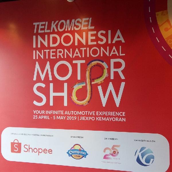 Segudang Acara Menarik di Pameran Otomotif Nasional Telkomsel IIMS 2019