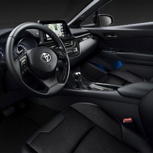 Toyota Hadirkan C-HR yang Lebih Eksklusif untuk Pasar Eropa