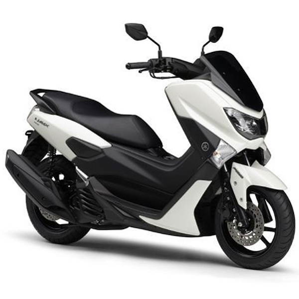 Yamaha NMAX di Jepang Kedapatan Pilihan Warna Baru