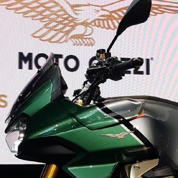 Moto Guzzi Meluncurkan V100 Mandello untuk Merayakan Hari Jadinya yang Ke 100