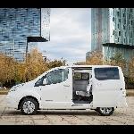 Nissan e-NV200 Van Dapat Menempuh Hingga Jarak 280 Km