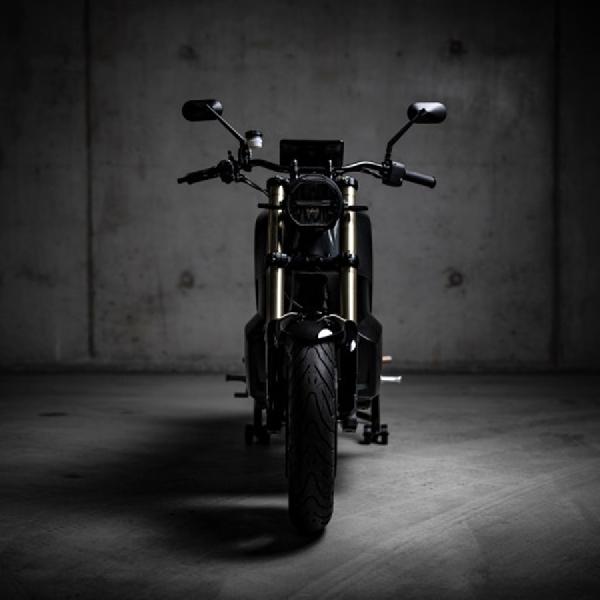 Sepeda Motor Listrik Baru Ini Punya Layar 7 Inci