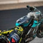 MotoGP: Nyaris Jadi Korban 'Crash' di MotoGP Austria, Begini Kata Rossi