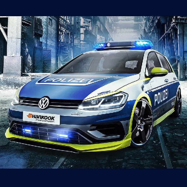 Modifikasi VW Golf 400 HP Dari Oettinger
