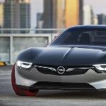 Opel GT Concept Baby Sport Car