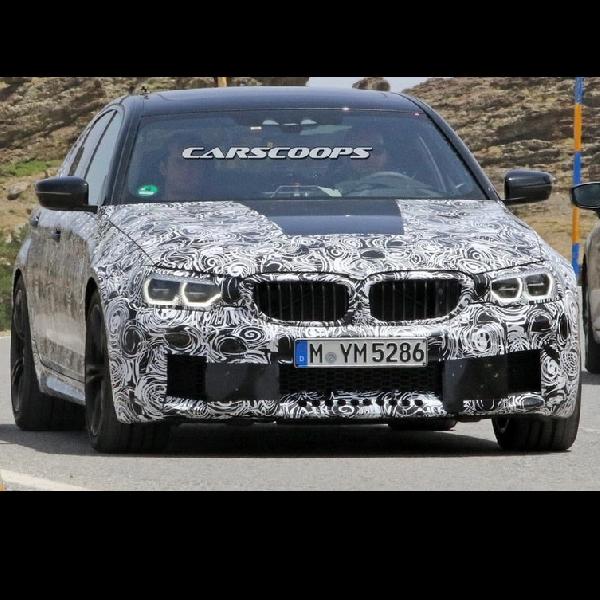 BMW M5 Bertenaga 600 Hp dan AWD