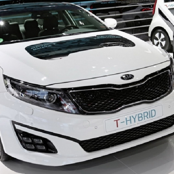 Kia Diprediksi Batalkan Diesel Hybrid Powertrain