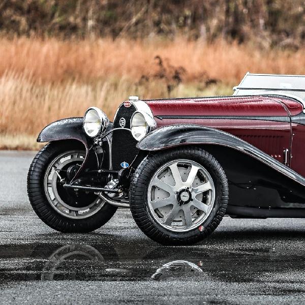 Bugatti Type 55 Roadster Langka Bakal Dilelang