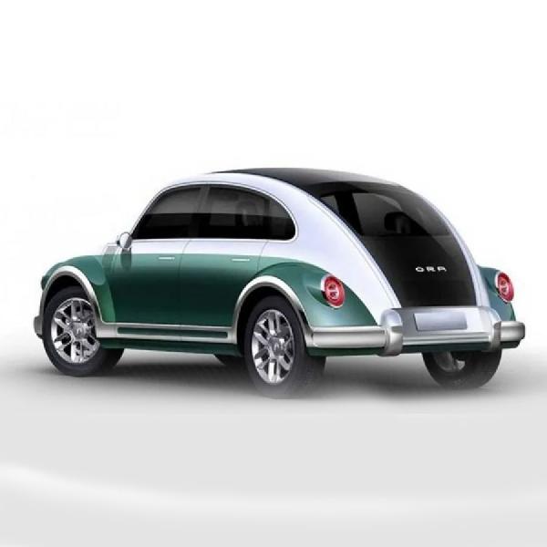 ORA Punk Cat: VW Beetle EV Knockoff Empat Pintu dengan Interior 'Gila'