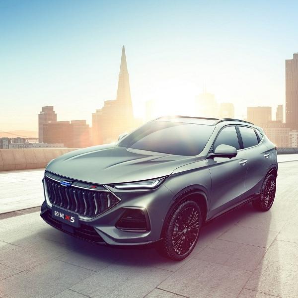 Oshan X5, SUV Pabrikan China yang Bisa Bikin Melongo Produsen Otomotif Lainnya