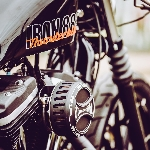 Black Power, Motor Kustom HD Termurah Pemenang Battle of the Kings