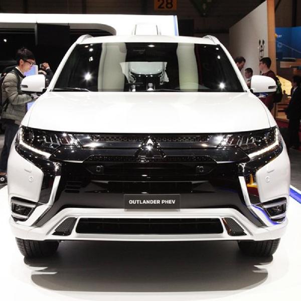 Generasi Terbaru Mitsubishi Outlander Akan Diproduksi di Prancis