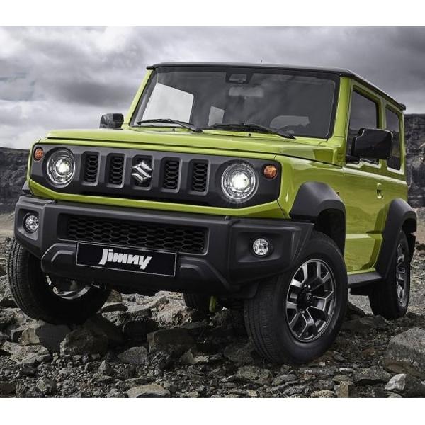 Suzuki Jimny Generasi Keempat Dipastikan Akan Dijual di Thailand