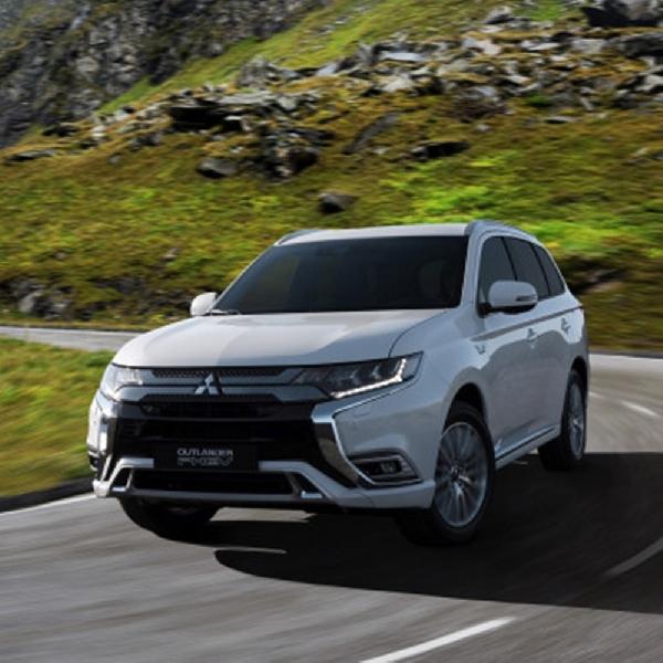 Generasi Terbaru Mitsubishi Outlander Akan Tiba di Indonesia Tahun Depan