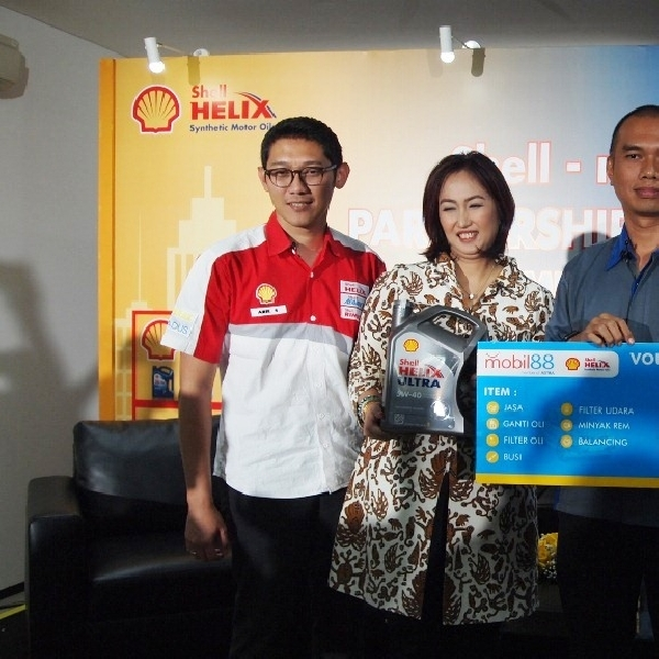 Jalin Kerjasama, Shell dan Mobil88 Luncurkan Layanan Purna Jual Gratis