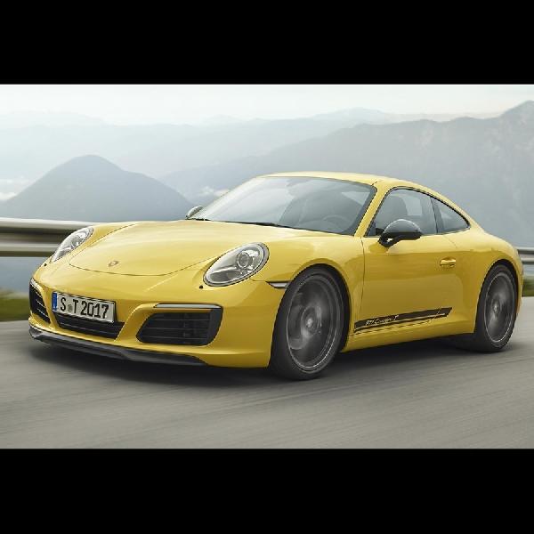 Porsche 911 Carrera T Bisa Buat Touring - Yakin?