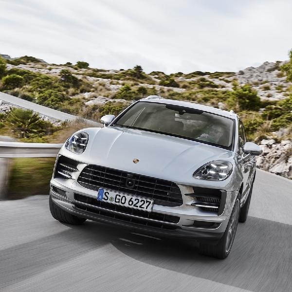 Porsche Macan S Adopsi Mesin V6 Turbo Baru