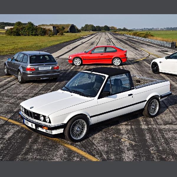 Inilah 4 Keanehan BMW Untuk Anda Kagumi