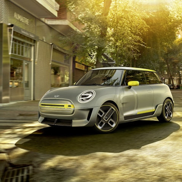 Mini Cooper SE Full Elektrik Akan Debut Juli 2019
