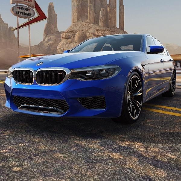 Rasakan BMW M5 Terbaru di Game Need for Speed No Limits