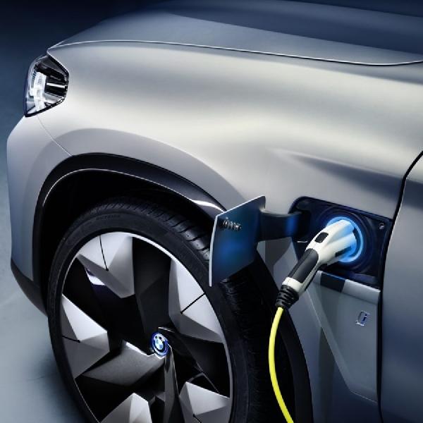 BMW Klaim Telah Pasarkan 200 Ribu Kendaraan Listrik