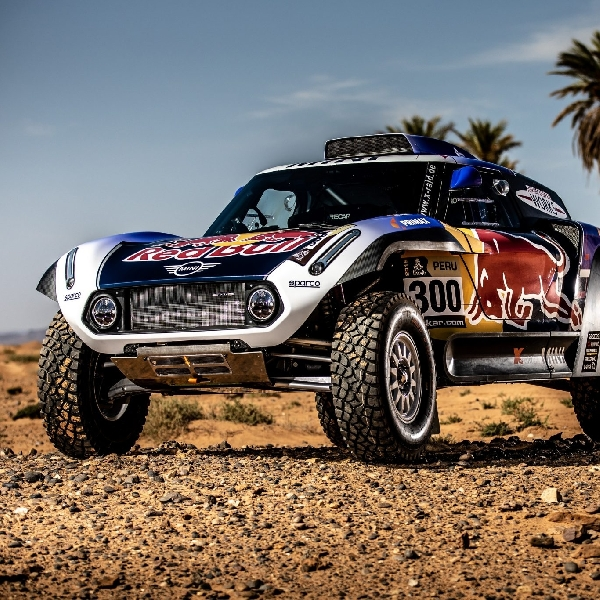 MINI Motorsport Turunkan 5 Mobil Sekaligus di Rally Dakar 2019
