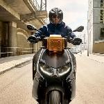BMW Sedang Mengerjakan Skuter Elektrik Futuristik: CE 04