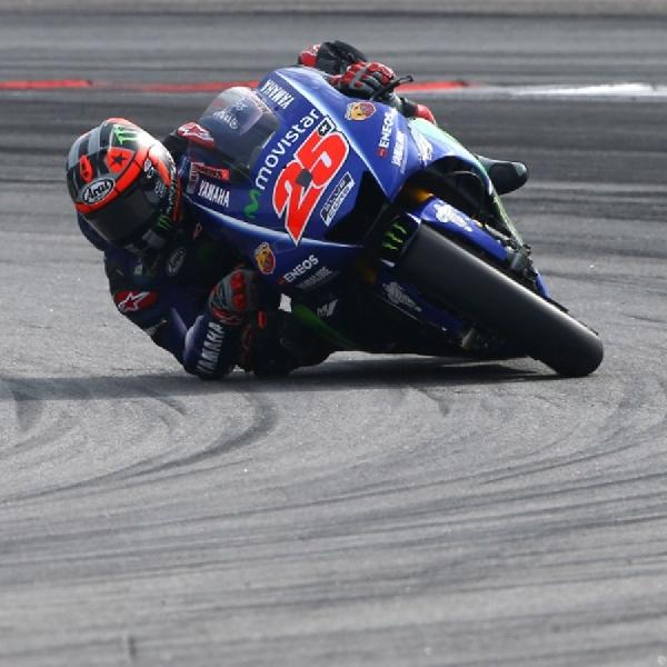 MotoGP: Vinales Tutup Final Tes di Sepang dengan Catatan Waktu Terbaik