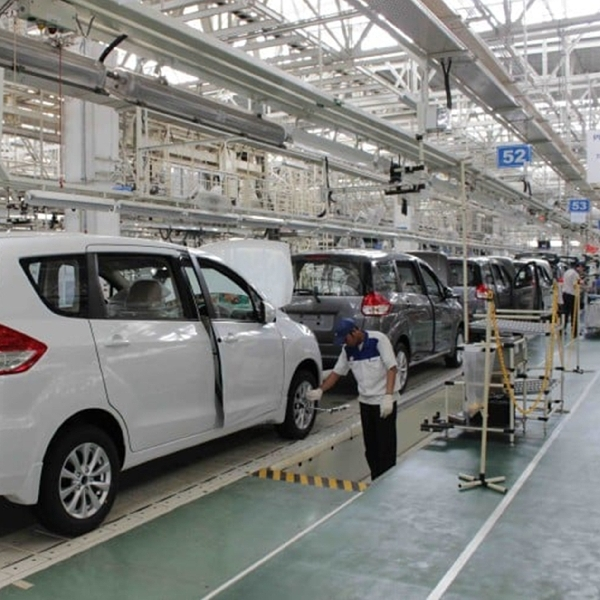 Suzuki Kembali Beroperasi Penuhi Kebutuhan Ekspor