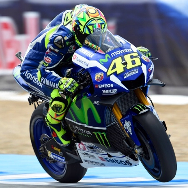 MotoGP: Pakai Sayap, The Doctor Start Terdepan di Jerez