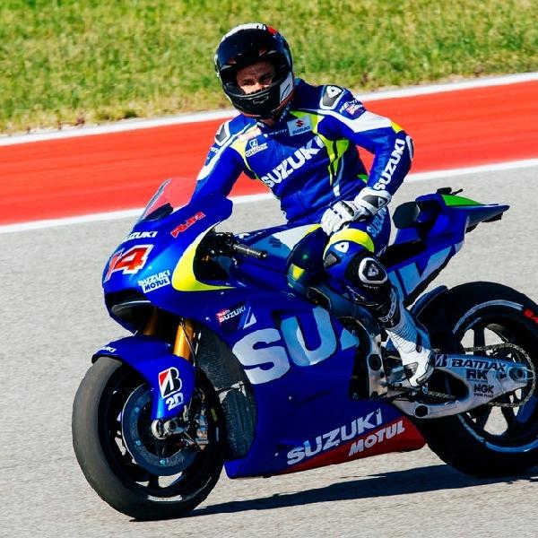 MotoGP: Pakai Seamless Gearbox, Tester Suzuki Merasa Naik Motor Matic