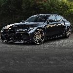 Paket Modif BMW M3 dan M4 Baru dari Manhart Curi Perhatian