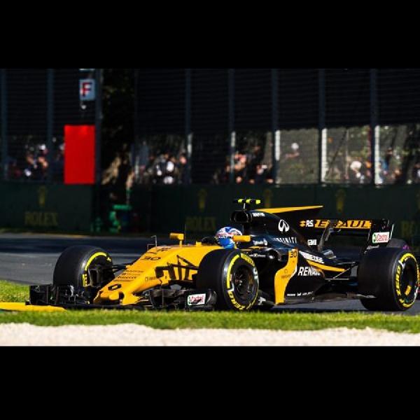 F1: Palmer Inginkan Mobil yang Apik Sebelum GP China di Mulai