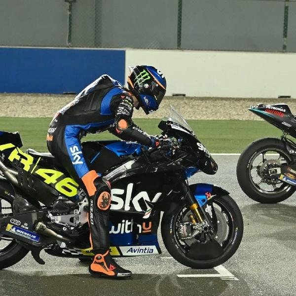 MotoGP: Pangeran Arab Saudi Akan Klarifikasi Posisi Sponsor di Tim VR46