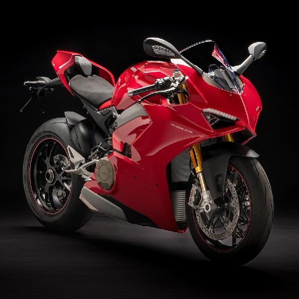 Ducati Panigale V4 Jadi Motor Terindah di EICMA