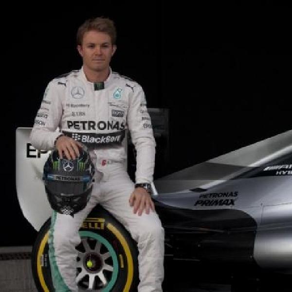 F1: Nico Rosberg Resmi Perpanjang kontrak dengan Mercedes