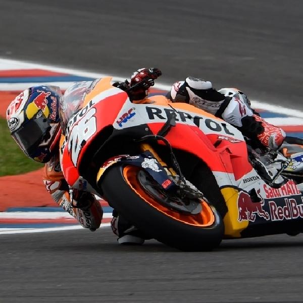 MotoGP: Pedrosa Tidak Ingin Menang Beruntung Lagi