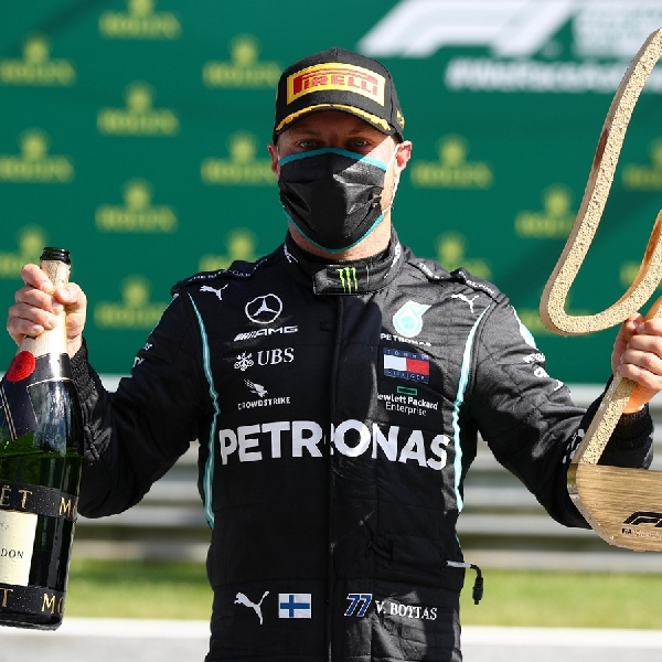 F1: Peluang Menangkan Gelar Juara F1 Menipis, Valtteri Bottas Mengeluh