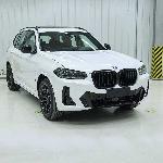 Pembaruan BMW X3 2022 Bocor Jelang Pengengukapannya Bulan Depan