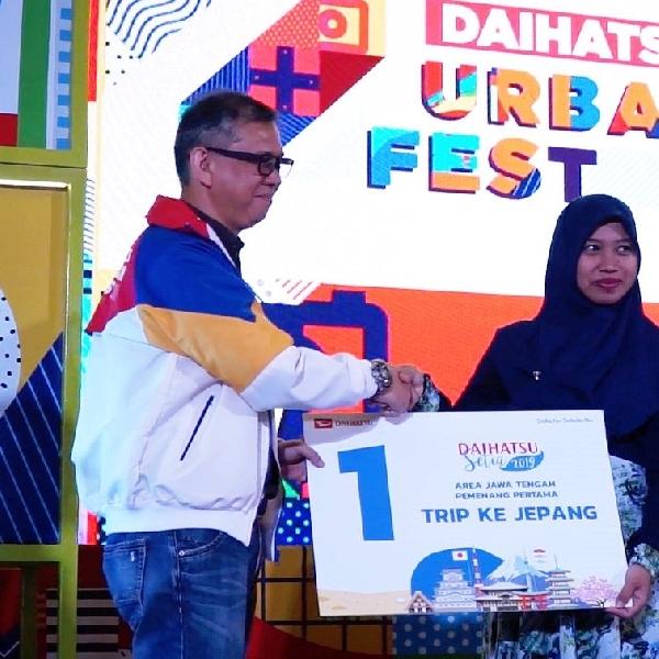 Guru Wanita SMK Yogyakarta Ini Diganjar Trip ke Jepang  Atas Passion Otomotifnya