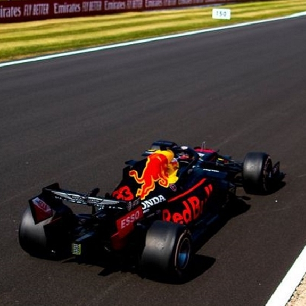 F1: Pemilik Red Bull 'Pede' Jadi Pesaing Gelar Juara F1 2021