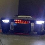 Penampakan Batmobile baru Muncul, Muscle Car Vintage Bermesin V