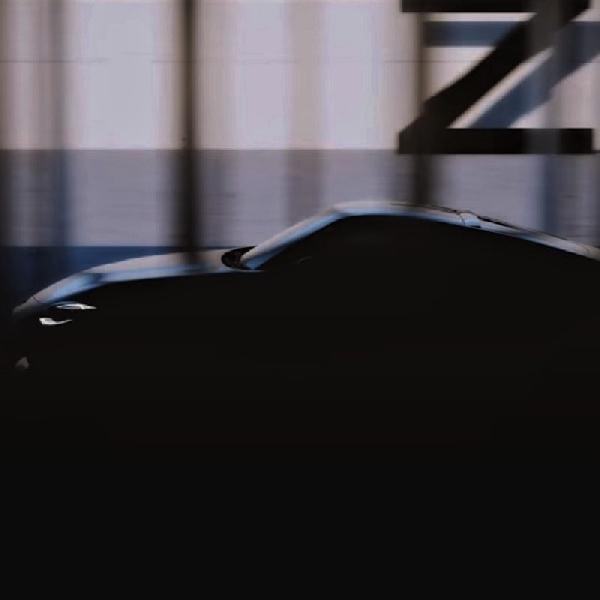 Penampakan Nissan Seri Z Bocor Resmi, Mirip 240Z