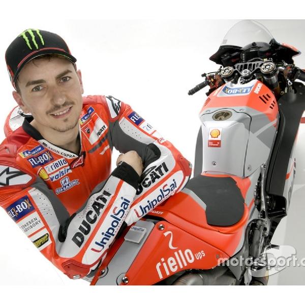MotoGP: Pengembangan Ducati Ikuti Arahan Lorenzo
