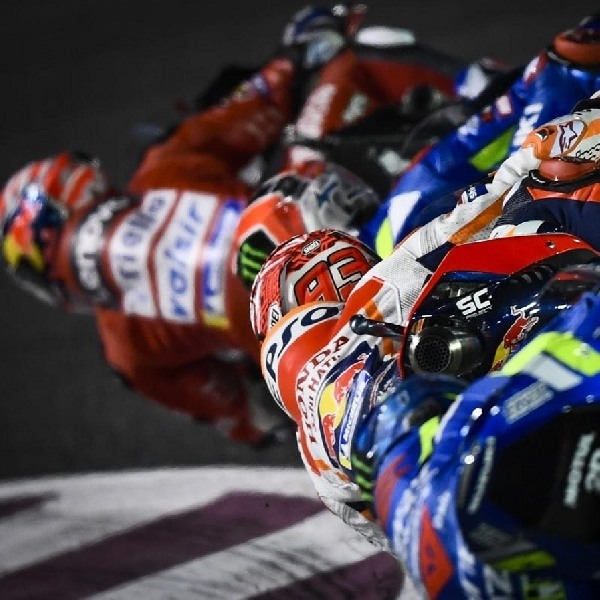 MotoGP: Pengembangan MotoGP 'Dibekukan' Hingga 2022