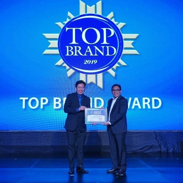 Auto2000 Raih Penghargaan Top Brand Award 2019