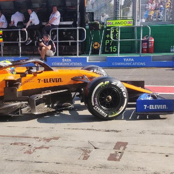 Peningkatan McLaren Mengejutkan Para Pesaing di Lini Tengah F1