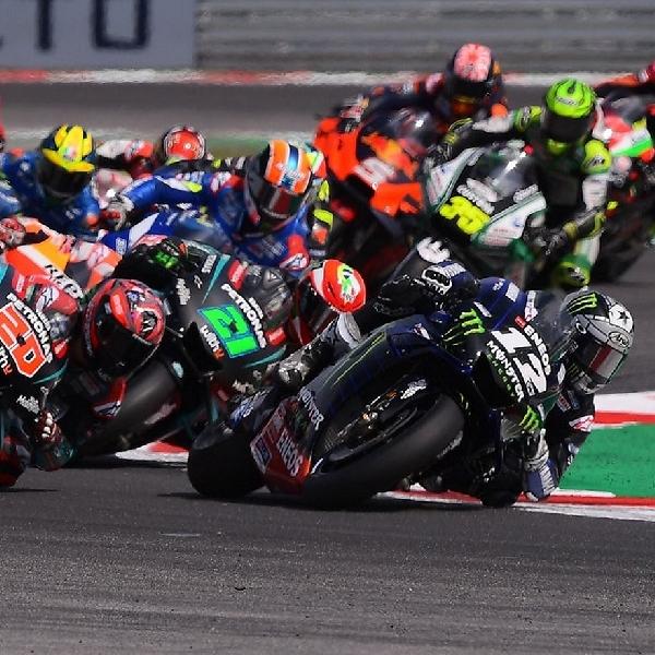 MotoGP: Penyelenggara MotoGP Harap Para Pembalap Lakukan Pemotongan Gaji