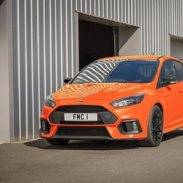 Perayaan 5 Dekade, Ford Luncurkan Focus RS Haritage Edition