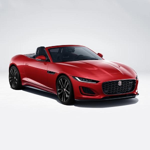 Perkenalkan Jaguar New F-Type R-Dynamic Black!